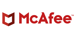McAfee Trusted anti-virus and privacy protection
