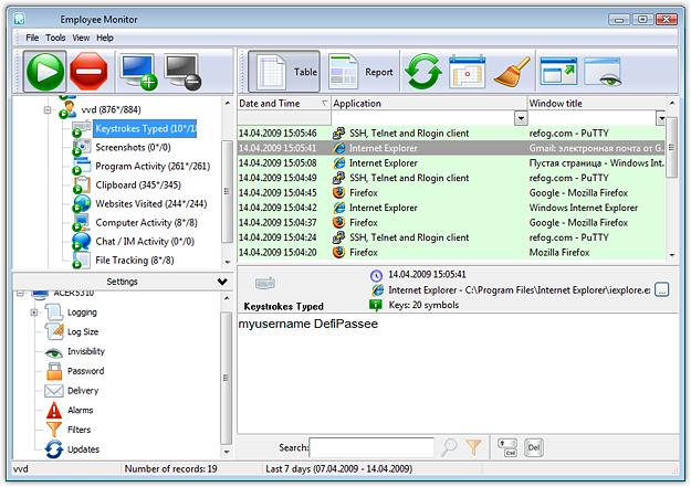 Refog Keylogger download