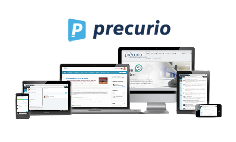 Precurio Intranet Solution