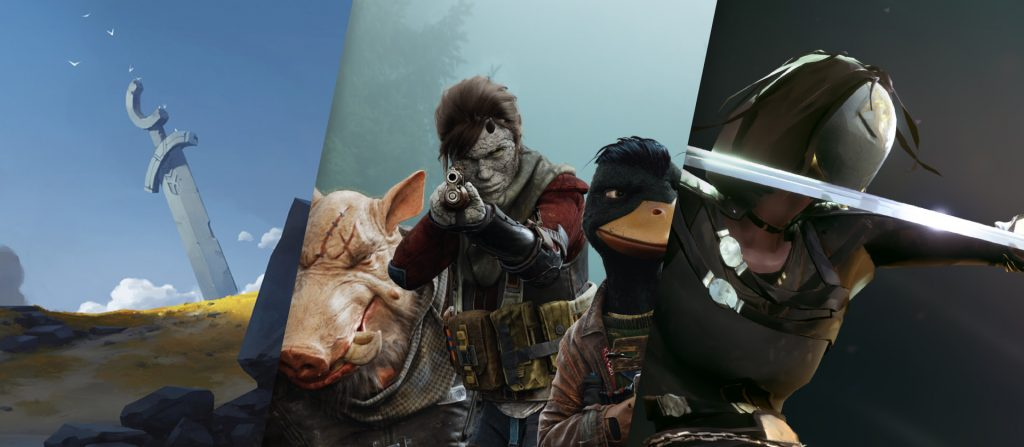 humble bundle monthly march