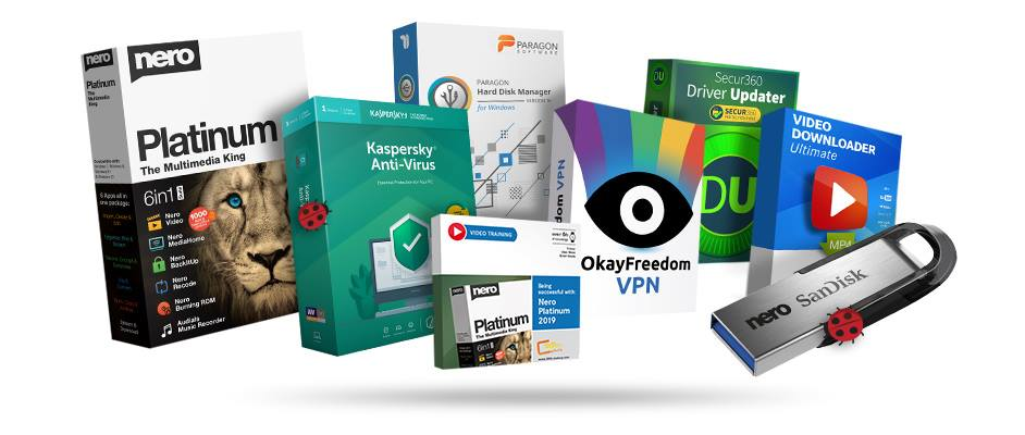 nero Software sale discount coupon code