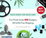 VolumeRate Code $5 off cell phone orders $100