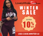 Extra 10% Off Sitewide Lovelywholesale