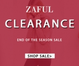 Zaful BUY 2 GET 15% OFF