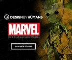 Get 10% off all apparel at Design By Humans