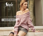 Shein Discount Coupon 10%off for orders over 39$!