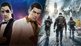 Humble Monthly – Get The Early Unlock games Yakuza 0 and Tom Clancy's The Division