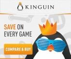 3% OFF Kinguin Voucher Code SiteWide