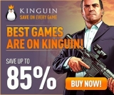 3% OFF Kinguin Promo Coupon SiteWide