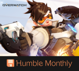 Humble Monthly October – Get OVERWATCH