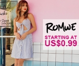 Romwe Coupon Code 10%off for orders over 39$