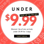 Rosegal Discount Up to an Extra 30% Off Your Order